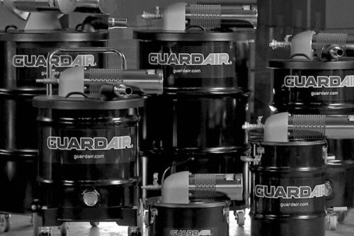 Guardair Pneumatic Cleaning Solution