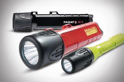 Parat Explosion Proof Torches