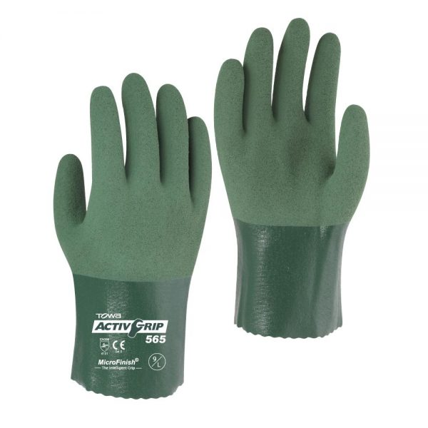 ACTIVGRIP 565 Nitrile GLOVES india