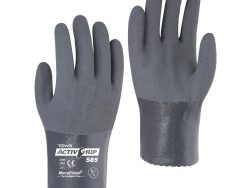ACTIVGRIP 585 Nitrile Gloves india
