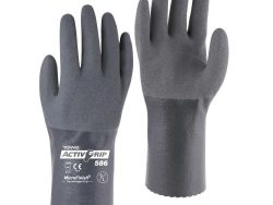 ACTIVGRIP 586 Nitrile Gloves india