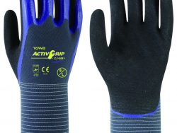 ACTIVGRIP CJ-568 Nitrile Gloves india