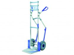 Hand Trucks With Safety Handles
