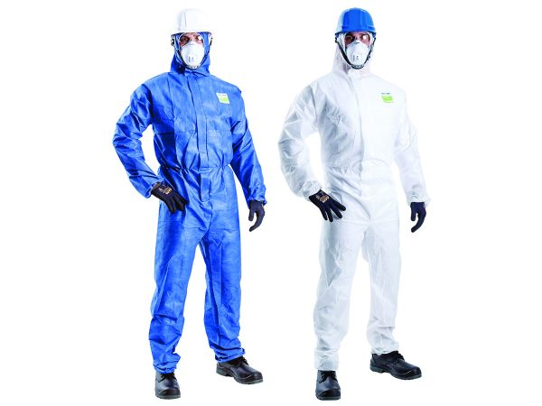 disposable coverall for Dust Liquid Spray