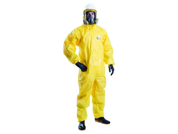 Chemical & Liquid Jet Resistant Coverall