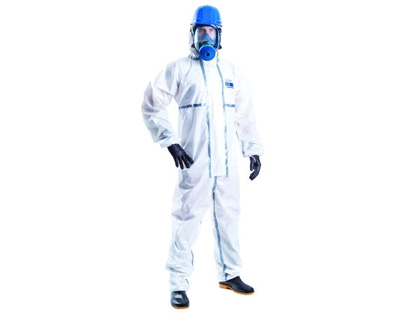coverall for hazardous conditions