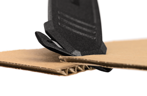 Martor Blade Demo cardboard
