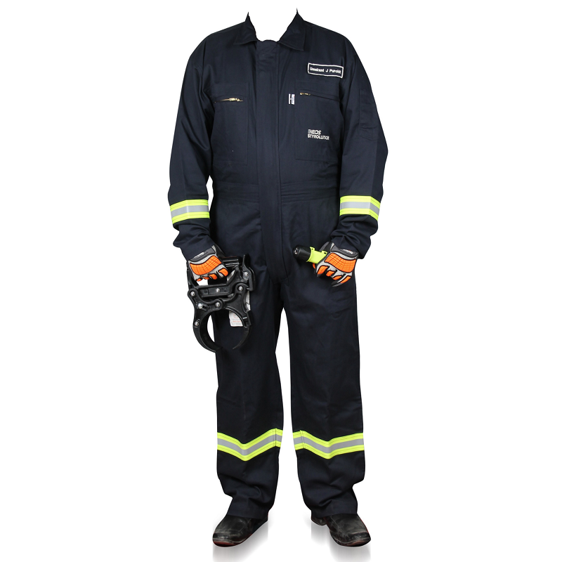 15bf6ff0dd94 Westex flash fire resistant-coverall navy blue colour square