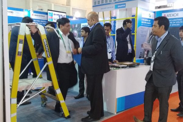 PetroTech 2016, New Delhi Branach Ladders