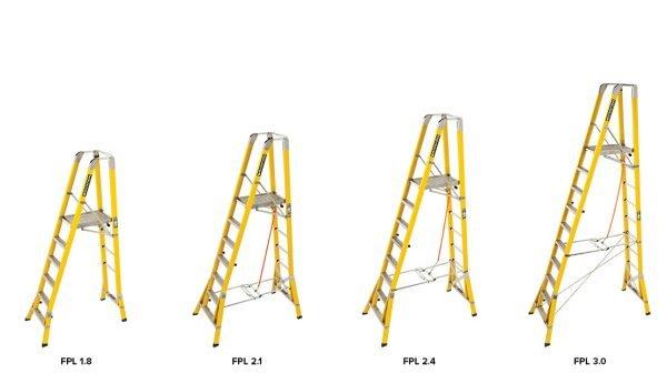 FPL 1.8 | 2.1 | 2.4 | 3.0 Ladder Model