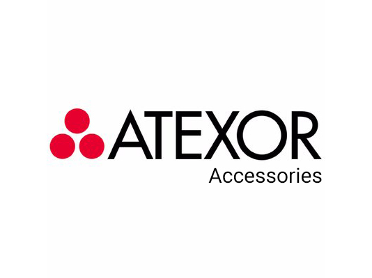 atexor accessories cover image with logo