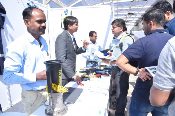 Customer delight at safety++ bangalore 2019 by saurya hse pvt ltd
