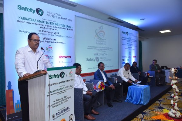 Industrial insights talk safety++ bangalore 2019