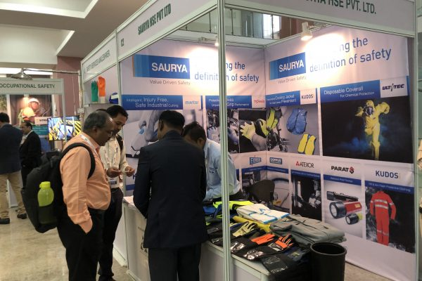 Product demonstrate at SAMA Safety Summit 2019
