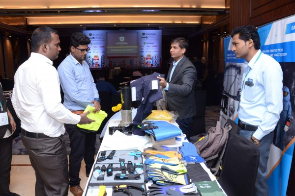 Product display safety++ pune 2019