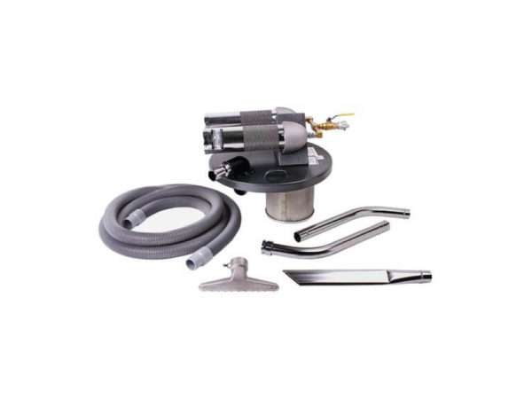 55 Gallon dual B venturi vacuum generating head inlet and attachment kit N552BK by saurya safety