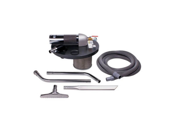 55 Gallon vacuum generating head D venturi - w attachment kit N551DK by saurya safety