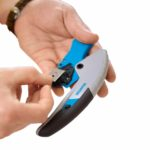 Blade changing with different variant of cutters by saurya safety