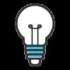 Innovative White Bulb showcasing Idea