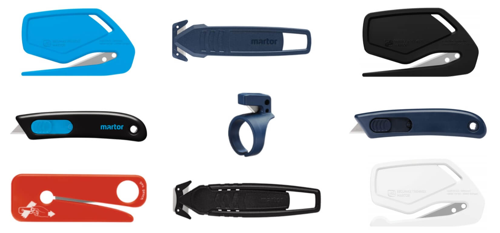 Range of Disposable Safety Cutters in India