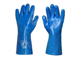 Chemical resistant universal anti-slip Gloves