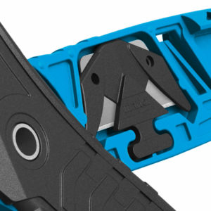 Spare Blade Within Cutters Handle by Saurya Safety
