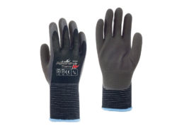PowerGrab Thermo W Black Grey Gloves