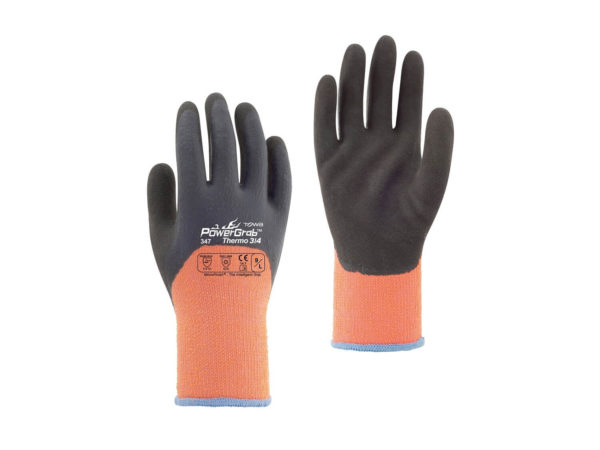 PowerGrab Thermo 3/4 (Orange) 347