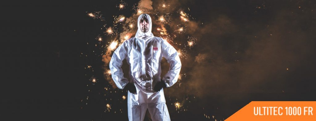 Ultitec Chemical Protective Clothing 1