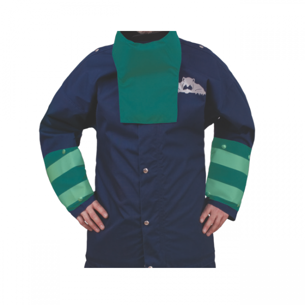 water armor coverall front view